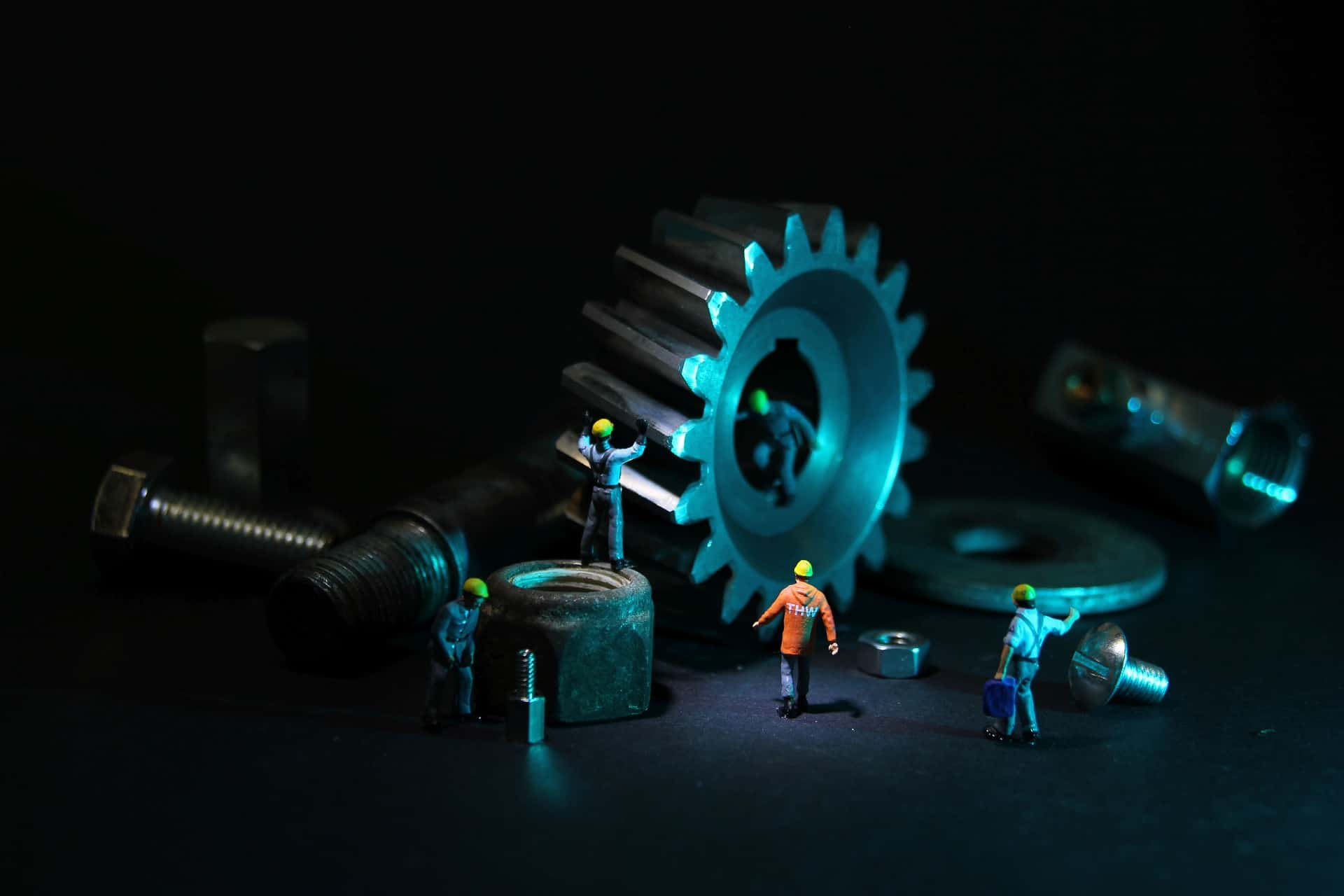 maintenance management for engineers
